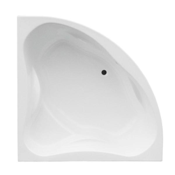 симметричная угловая ванна для большой ванной. Производство РБ