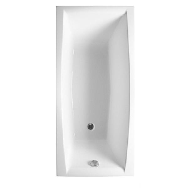 глубокая прямоугольная ванна из литьевого акрила, производство РБ