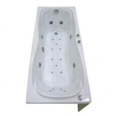 прямоугольная ванна российского производства для небольшой ванны