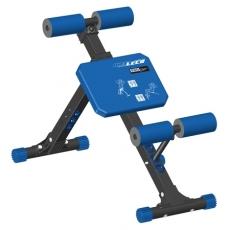 Скамья универсальная для пресса и мышц спины Leco-IT Pro гп040011