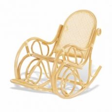 Кресло-качалка с подножкой 05/10B
