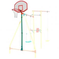 Щит с кольцом баскетбольный большой