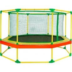 Батут Leco-IT Outdoor с ограждением диам, 230 см, гп 060022.