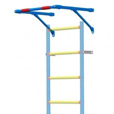 Турник для детской шведской стенки Leco-IT