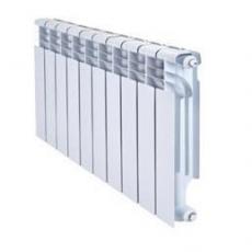 Радиаторы отопления 500х75 алюминиевые и биметаллические